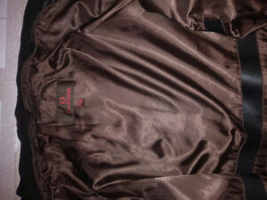 DANIER LEATHER Men's winter jacket Like New 80$ OBO London Ontario image 2