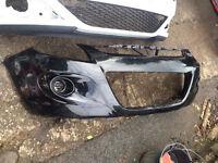 2010 Hyundai i20 genuine front bumper can post
