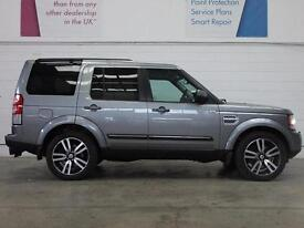 2012 LAND ROVER DISCOVERY 3.0 TDV6 HSE 5dr Auto SUV 7 Seats