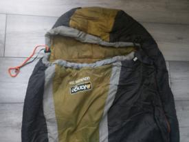 Vango Ultralite 200 sleeping bag used condition