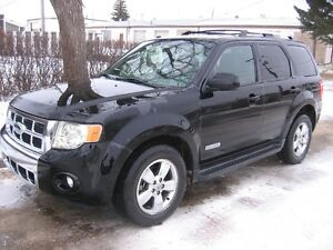 2008 Ford Escape XLT Limited SUV, Crossover