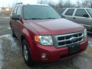 2012 Ford Escape XLT 4cyl SUV