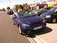Vauxhall/Opel Astra 1.8i 16v 2006MY Exclusiv CONVERTIBLE