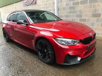 2016 BMW 3.0 M3 M DCT 4dr (start/stop)