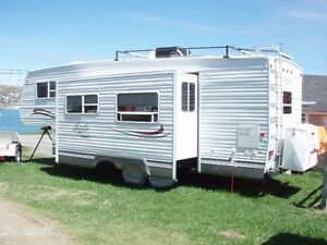 Jayco Eagle  5th wheel trailer