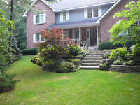 Custom home for sale in Grand Bend - close to beach