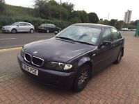 BMW 3 SERIES 1.9 5dr run and drive with very long mot EML is on im selling as spare and repairs