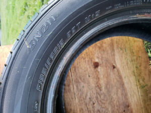 FREE USED TIRES - ALL SOLD