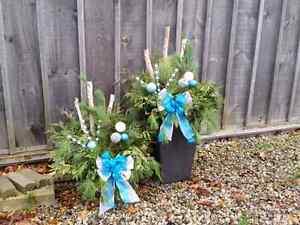 Christmas Planters Kitchener / Waterloo Kitchener Area image 7