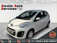 2013 13 CITROEN C1 1.0 VTR - TAX FREE - AMAZING MPG - GREAT MILEAGE FOR ITS AGE