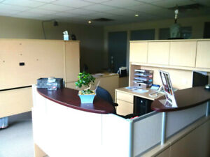 FURNISHED PROFESSIONAL OFFICE SPACE