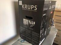 Krups new coffee machine