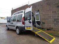 2009 Fiat Doblo 1.9 Multijet 120 Active***DISABLED WHEEL CHAIR ACCESS***