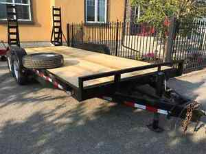 18 foot utility trailer