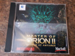 Master of Orion II - Battle at Antares