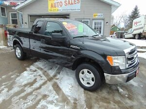 2013 Ford F-150 XLT S/Cab 4x2  Truck