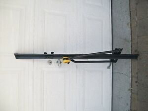 BIKE RACK for car roof /SUPPORT A VELO,