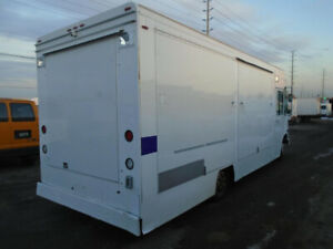 Food Truck for Sale (built to latest 2019 CODES)