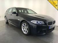 2012 62 BMW 520D M SPORT AUTO DIESEL ESTATE 1 OWNER SERVICE HISTORY FINANCE PX