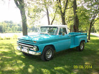 1966 Chevrolet Pick-up