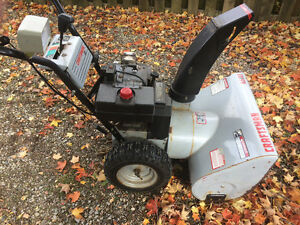 Nice used snowblower for sale