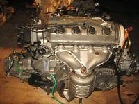 96 00 HONDA CIVIC SOHC D15B ENGINE 5SPEED TRANS JDM D15B MOTOR City of Montréal Greater Montréal Preview