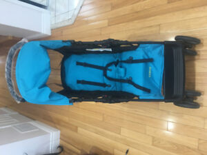 stroller and car seat (travel system)