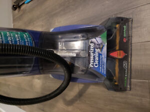 Carpet cleaner hoover model max extract 60