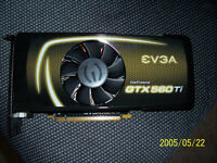 EVGA Nvidia GTX 560Ti