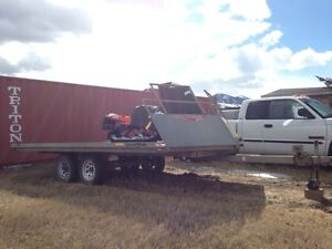 3 place trailer ***New price***
