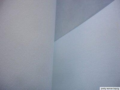 1 Laufmeter Vliseline 2,90€/m² zum aufbügeln weiß sehr stabil 17