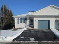 End Unit Bungalow Style Condo For Sale located in Dieppe