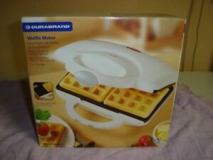 WAFFLE MAKER - BRAND NEW IN BOX !!