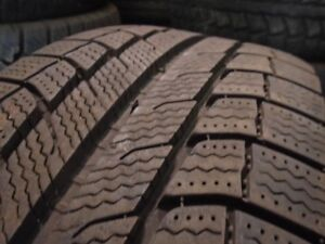 P225/65R17 Michelin Xice Tires and Rims