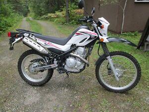 Yamaha XT 250 ENDURO