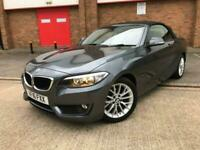 2016 16 BMW 2 SERIES 1.5 218I SE 2D AUTO 134 BHP