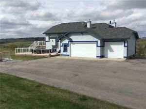 EXCELLENT ACREAGE for SALE ** minutes to Cochrane & Calgary**