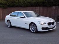 2013 BMW 7 SERIES 3.0 730d M Sport 4dr start stop Auto