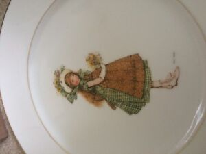 Holly hobby, tea set/plates