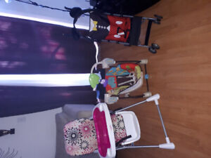 Used Graco traveler system and more...