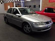 01 Holden Vectra, Sports Automatic, Low Kilometres Ingleburn Campbelltown Area Preview