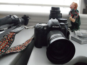 Nikon, Manfrotto, Kata etc. Best Offer for lot - FURTHER REDUCED