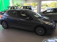 2007 Peugeot 207 1.6HDI 90 S Tax Only £30 per year