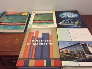 First year Management books UTSC
