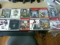 12 Sony PS3 Games
