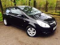 2009 Vauxhall Corsa 1.0 i 12v Active Hatchback 3dr Petrol Manual (134 g/km,