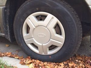 Free 2003 ford windstar with tire purchase ;)