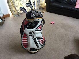 golf club irons set taylormade