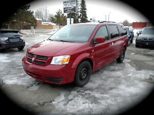 2009 Dodge Grand Caravan SE. ***DVD PACKAGE***