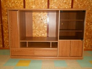 Entertainment (Audio/Visual) Cabinet